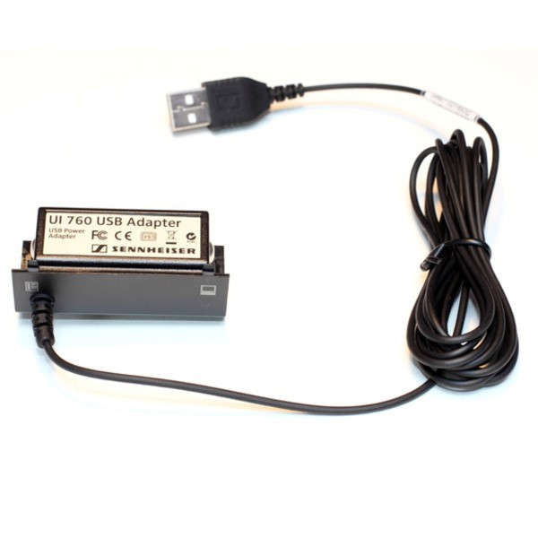 Sennheiser UI760-USB-adapter