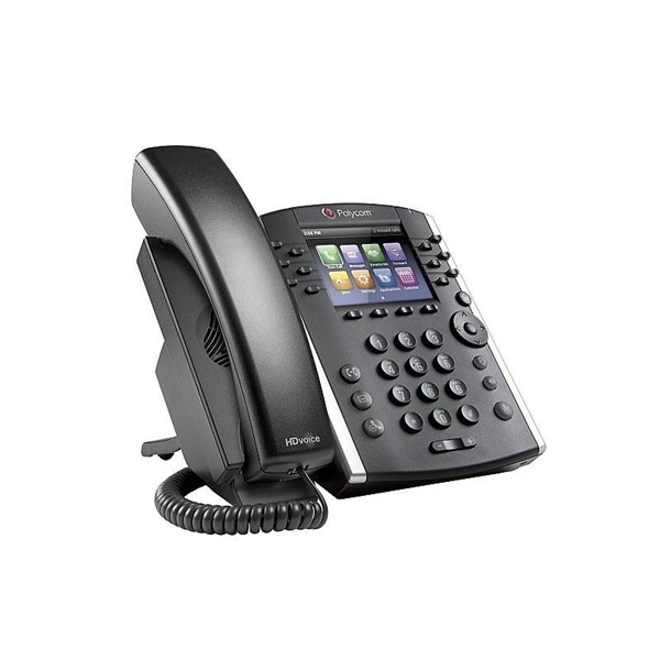 Polycom VVX 410 Business Media Phone