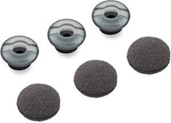 Image sur Spare ear tip kit and foam covers, Voyager 5200