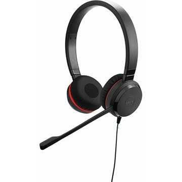 Jabra Evolve 30 HS Duo 3.5mm (no CCU)